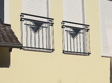 Französische Balkone Französischer Balkon Kairo