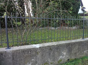Zäune Zaun