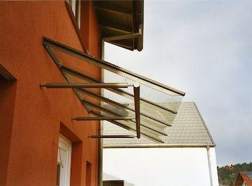 Vordächer Vordach